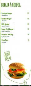 WIENERWALD  menu Egypt